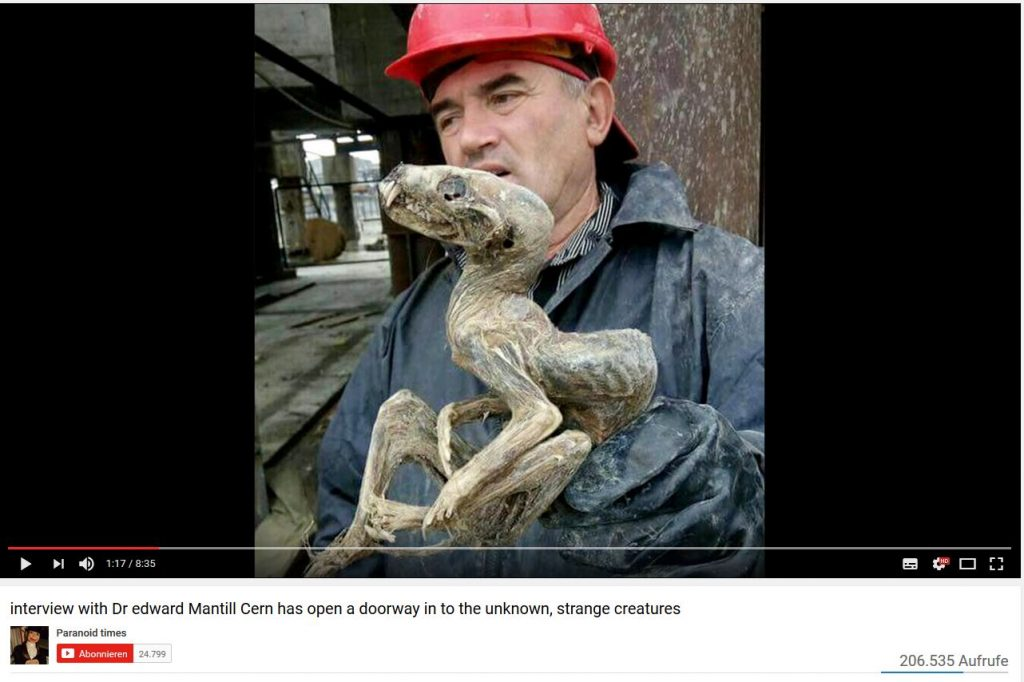 mantill-creatures