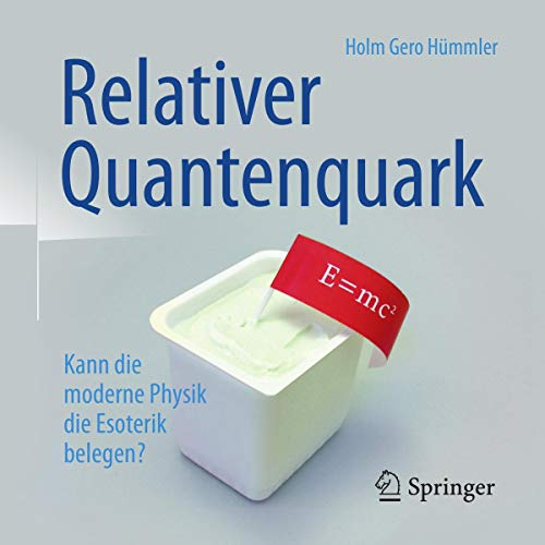 Quantenquark als Hörbuch – mit einer besonderen Vorlesestimme